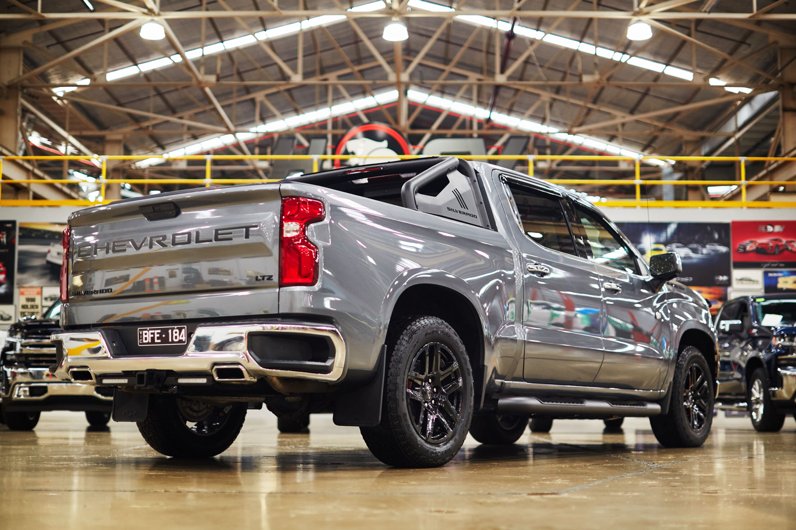 Holden Special Vehicles Chevrolet Silverado 1500 Front