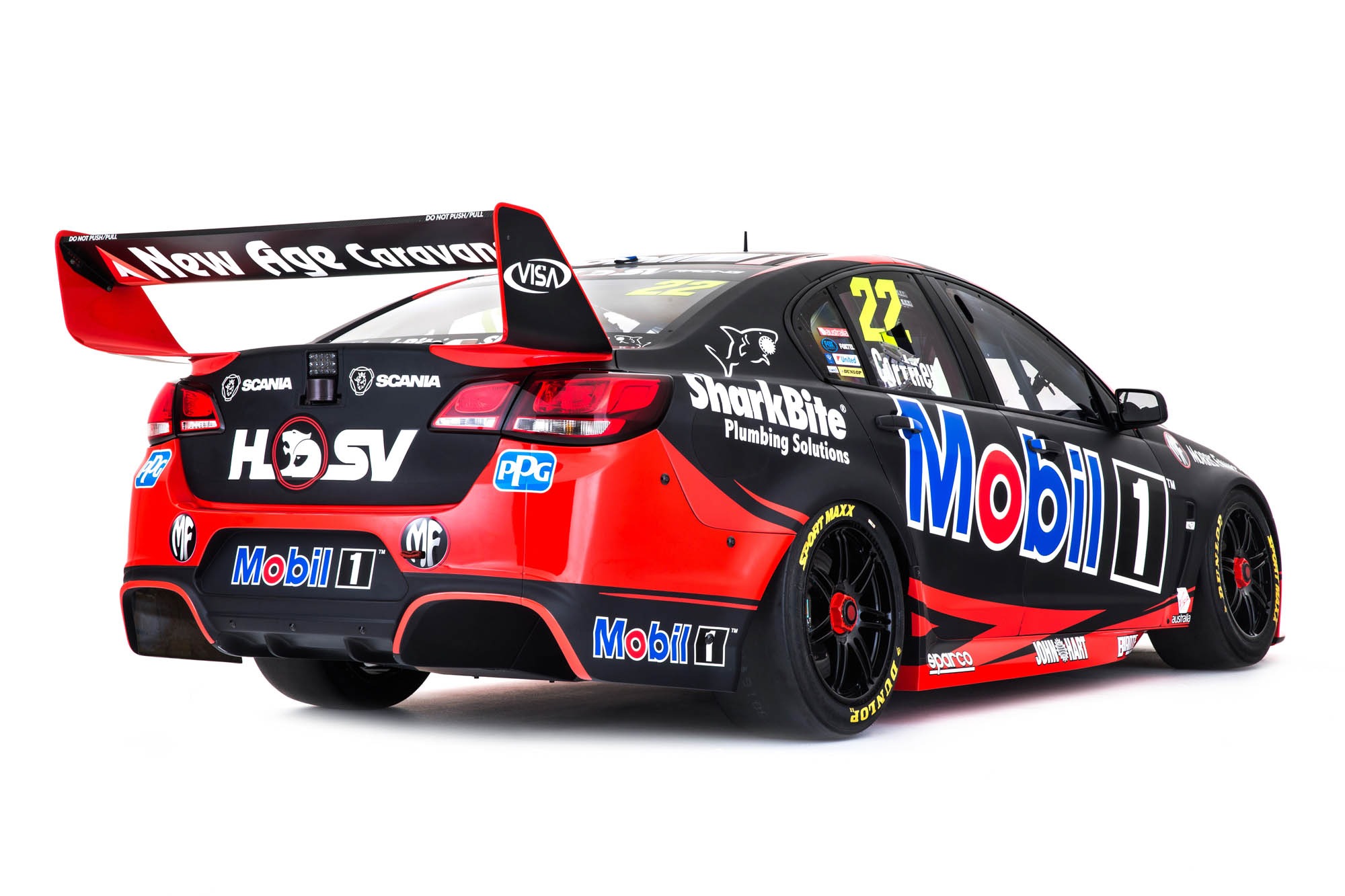 Walkinshaw Racing Livery Launch 2017 Motorsport Photography Lucas Wroe Melbourne Photographer Videographer