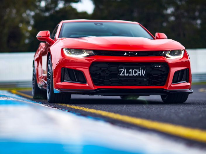 Holden Special Vehicles Camaro Media - Track
