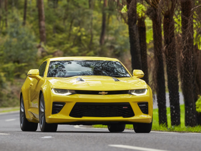 Holden Special Vehicles Camaro SS Media - Drive